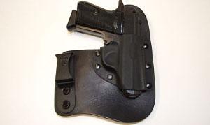 crossbreed gun